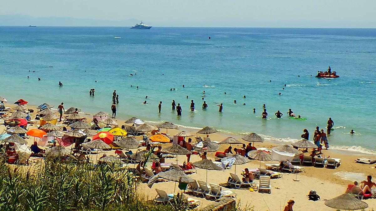 Bozcaada Plaj