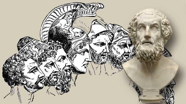 Ozanın Günlüğü İlyada Okumaları