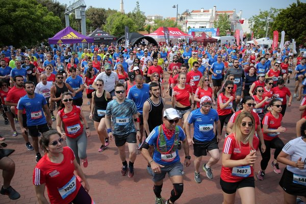 Bozcaada 10K Koşusu ve Yarı Maratonu