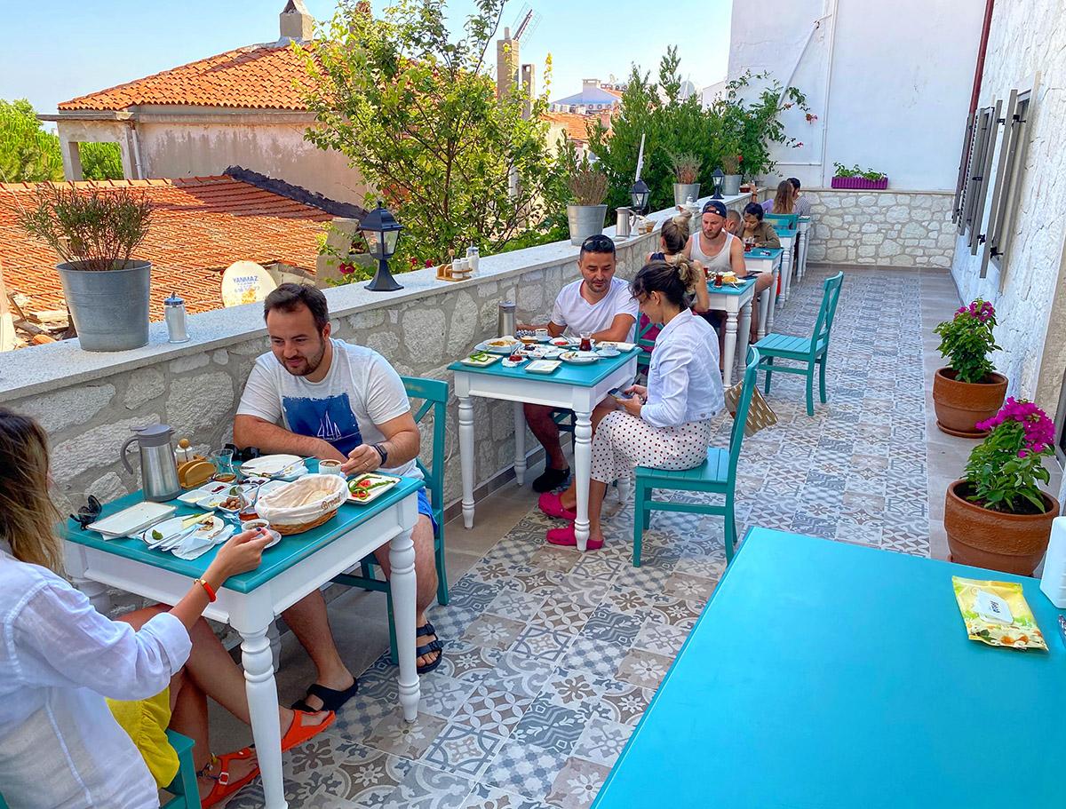 TaşAda Bozcaada Kahvaltı – 1