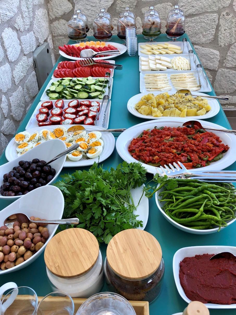 TaşAda Bozcaada Kahvaltı – 2